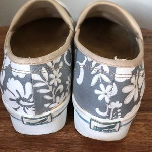 Dansko Shoes - Dansko Vegan Volley Floral Canvas Clogs